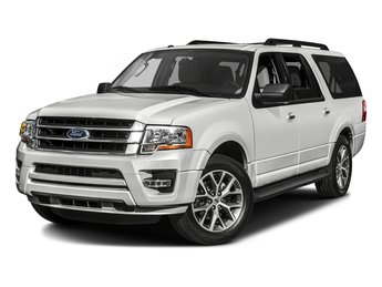 2017 Oxford White Ford Expedition EL XLT 4 Door EcoBoost 3.5L V6 GTDi DOHC 24V Twin Turbocharged Engine Automatic SUV RWD