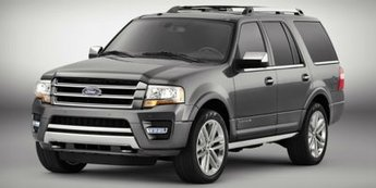 2017 Magnetic Ford Expedition XLT EcoBoost 3.5L V6 GTDi DOHC 24V Twin Turbocharged Engine 4 Door SUV Automatic RWD