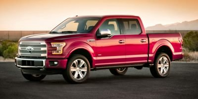 2017 Ford F-150 Lariat 4 Door Automatic Truck