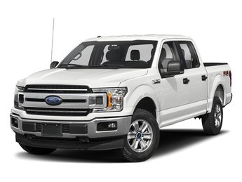 2018 Ford F-150 XLT 4 Door 4X4 Truck Automatic EcoBoost 3.5L V6 GTDi DOHC 24V Twin Turbocharged Engine