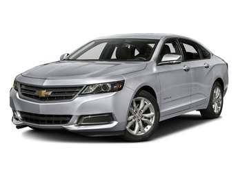 2017 Chevy Impala LT 3.6L V6 DI DOHC Engine FWD Sedan Automatic
