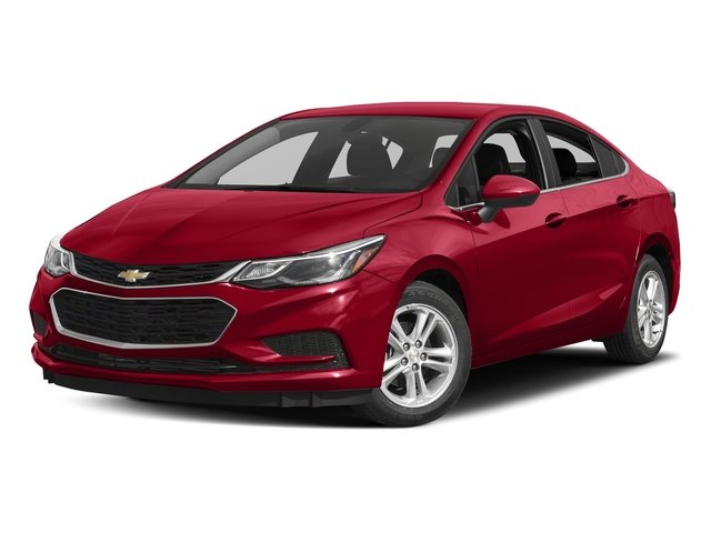 2018 Chevy Cruze LT 1.4L 4-Cylinder Turbo DOHC CVVT Engine Sedan FWD