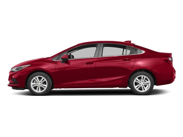 2018 Red Hot Chevy Cruze LT Automatic 1.4L 4-Cylinder Turbo DOHC CVVT Engine 4 Door Sedan