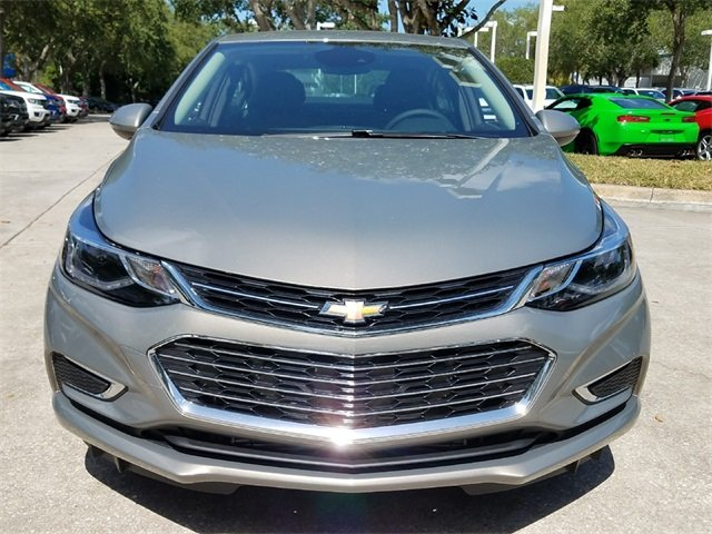 2018 Chevy Cruze Premier Sedan FWD Automatic 4 Door 1.4L 4-Cylinder Turbo DOHC CVVT Engine