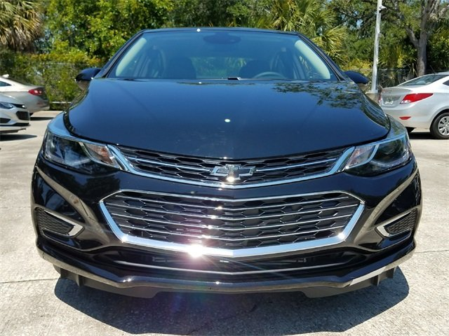 2018 Chevy Cruze Premier 4 Door Sedan 1.4L 4-Cylinder Turbo DOHC CVVT Engine Automatic