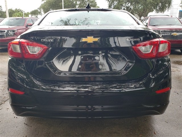 2018 Mosaic Black Metallic Chevy Cruze Premier Sedan 4 Door 1.4L 4-Cylinder Turbo DOHC CVVT Engine FWD