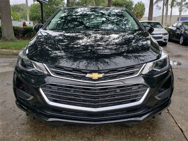 2018 Chevy Cruze Premier Automatic Sedan 1.4L 4-Cylinder Turbo DOHC CVVT Engine