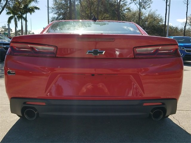 2018 Chevrolet Camaro 1LS Coupe 2.0L Turbocharged Engine Manual