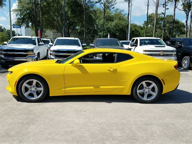 2018 Chevrolet Camaro 1LT RWD Coupe Automatic 3.6L V6 DI Engine 2 Door