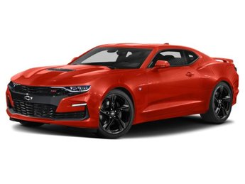 2019 Crush Chevy Camaro 1LT Coupe RWD Automatic 2 Door