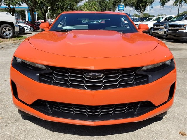 2019 Crush Chevy Camaro 1LT 3.6L V6 DI Engine 2 Door Coupe