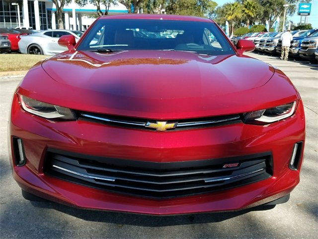 2018 Chevy Camaro 2LT 2 Door 3.6L V6 DI Engine RWD