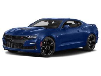 2019 Chevy Camaro 2LT 3.6L V6 DI Engine 2 Door RWD Coupe Automatic