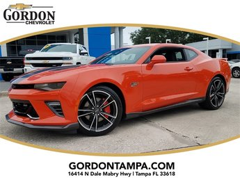 2018 Chevrolet Camaro SS 6.2L V8 Engine 2 Door RWD