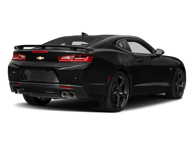 2018 Chevy Camaro SS Automatic RWD Coupe 2 Door 6.2L V8 Engine