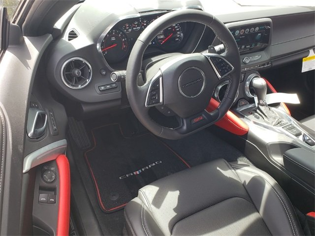 2018 Chevy Camaro SS Automatic Coupe RWD 6.2L V8 Engine 2 Door