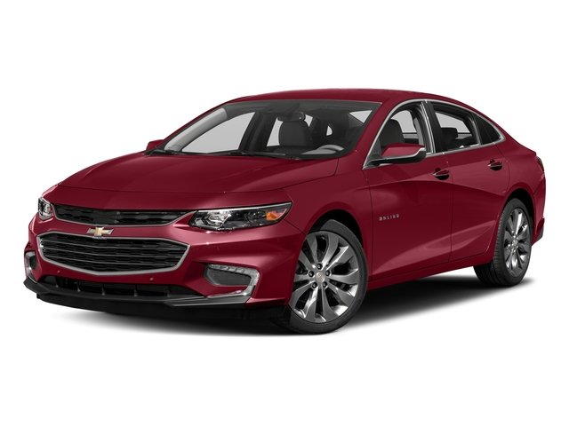 2018 Cajun Red Tintcoat Chevy Malibu Premier 4 Door Automatic FWD Sedan