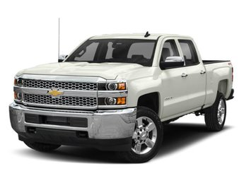 2019 Iridescent Pearl Tricoat Chevy Silverado 2500HD LTZ 6.6L 8-Cylinder Diesel Turbocharged Engine Truck 4 Door Automatic