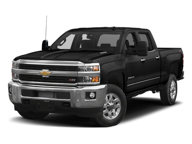 2018 Black Chevy Silverado 2500HD High Country Duramax 6.6L V8 Turbodiesel Engine Automatic Truck 4 Door 4X4
