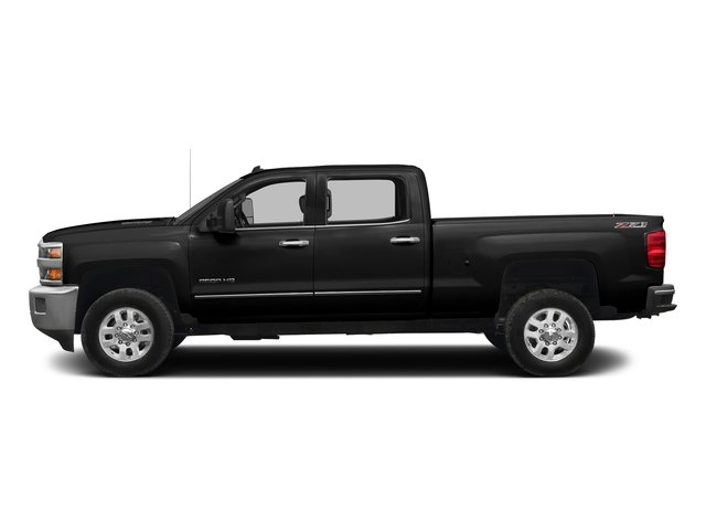 2018 Black Chevy Silverado 2500HD High Country 4X4 Duramax 6.6L V8 Turbodiesel Engine Truck