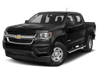 2019 Chevy Colorado Work Truck Automatic RWD Truck V6 Engine