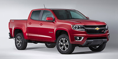 2019 Pacific Blue Metallic Chevy Colorado Work Truck Automatic V6 Engine RWD