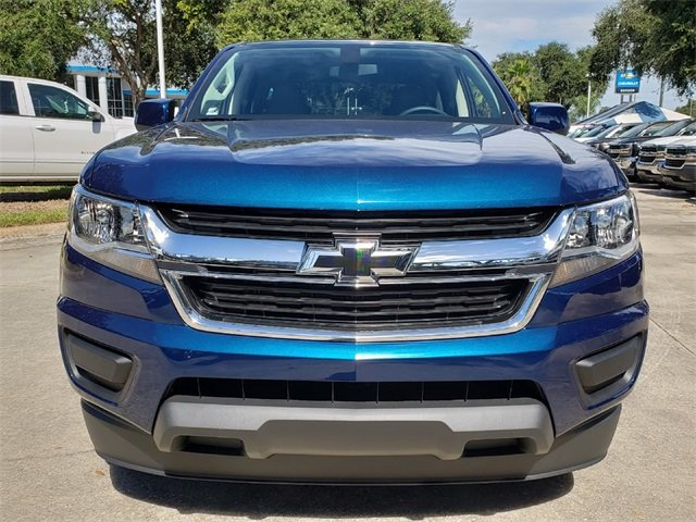2019 Chevy Colorado Work Truck V6 Engine 4 Door Automatic Truck