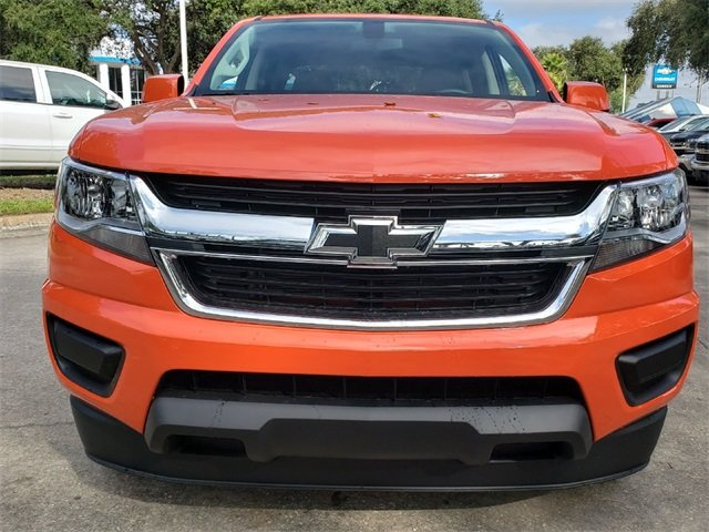 2019 Chevy Colorado Work Truck 4 Door Truck RWD V6 Engine Automatic
