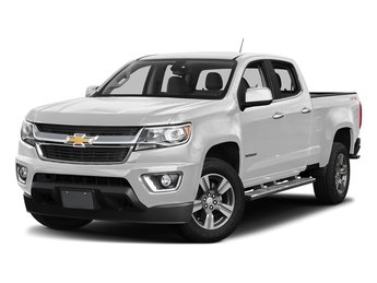 2018 Chevy Colorado LT RWD 2.8L Duramax Turbodiesel Engine Automatic Truck