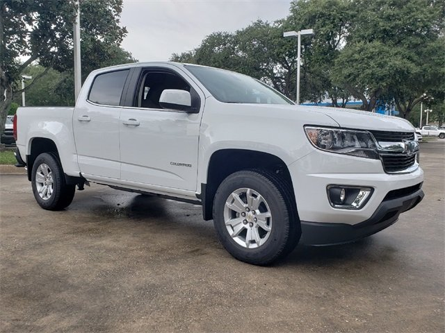 2018 Summit White Chevy Colorado LT RWD Truck Automatic 4 Door V6 Engine