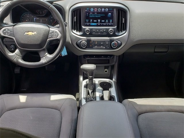 2018 Chevy Colorado LT 4 Door 4X4 Automatic V6 Engine