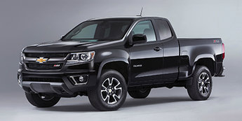 2019 Black Chevy Colorado LT 2 Door Automatic RWD Truck