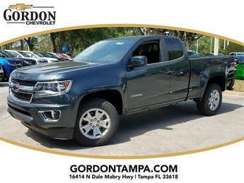 2018 Chevrolet Colorado LT V6 Engine Truck Automatic RWD