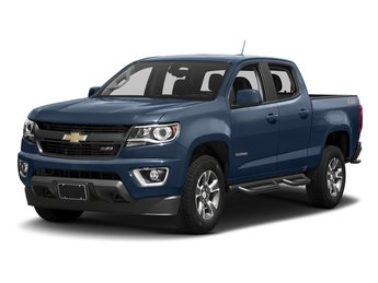 2018 Chevy Colorado Z71 Automatic 4X4 2.8L Duramax Turbodiesel Engine