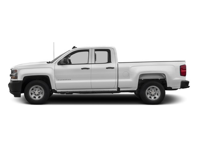 2018 Chevy Silverado 1500 WT Automatic EcoTec3 5.3L V8 Flex Fuel Engine Truck