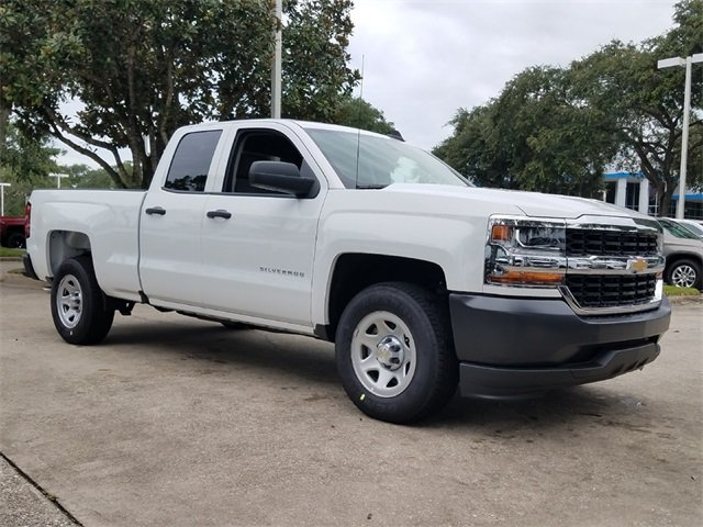 2018 Chevy Silverado 1500 WT 4 Door Automatic Truck