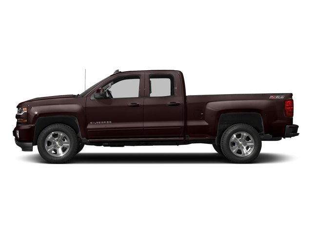 2018 Havana Metallic Chevy Silverado 1500 LT 4 Door Truck EcoTec3 5.3L V8 Flex Fuel Engine