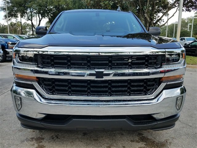 2018 Havana Metallic Chevy Silverado 1500 LT Truck EcoTec3 5.3L V8 Flex Fuel Engine 4 Door Automatic