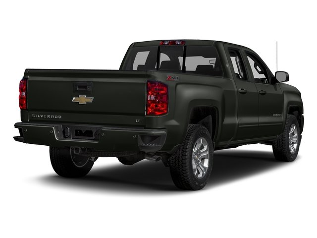 2018 Graphite Metallic Chevy Silverado 1500 LT EcoTec3 5.3L V8 Flex Fuel Engine RWD Automatic 4 Door Truck