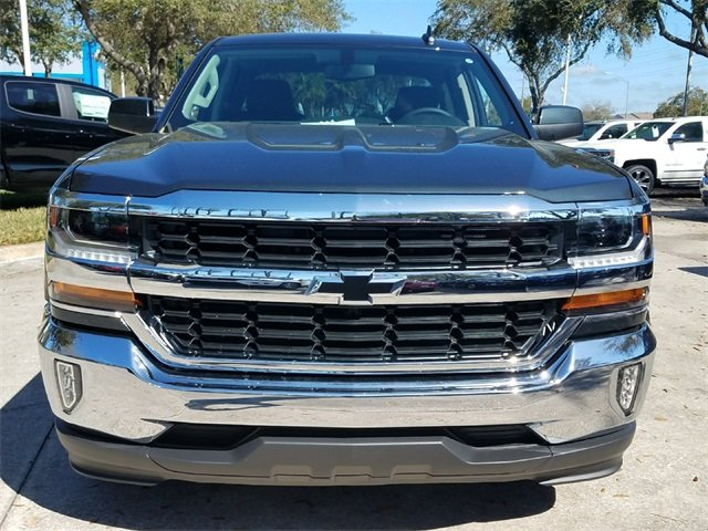 2018 Chevy Silverado 1500 LT Automatic RWD 4 Door EcoTec3 5.3L V8 Flex Fuel Engine
