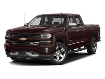 2018 Chevy Silverado 1500 LTZ 4 Door Automatic EcoTec3 5.3L V8 Flex Fuel Engine Truck