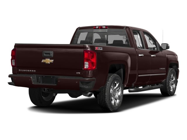 2018 Havana Metallic Chevy Silverado 1500 LTZ Truck EcoTec3 5.3L V8 Flex Fuel Engine Automatic