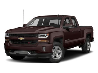2018 Havana Metallic Chevy Silverado 1500 LT 4 Door Automatic EcoTec3 5.3L V8 Flex Fuel Engine Truck 4X4