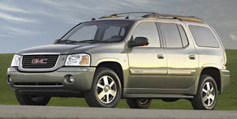 2005 Carbon Metallic GMC Envoy XL SLE Automatic 4 Door Vortec 4200 4.2L I6 MPI DOHC Engine RWD