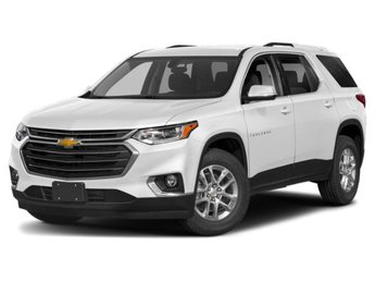 2019 Chevy Traverse LT 4 Door FWD Automatic SUV