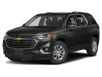 2019 Chevy Traverse LT Leather Automatic 3.6L V6 SIDI VVT Engine 4 Door