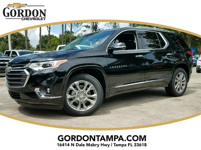 2018 Chevrolet Traverse Premier 3.6L V6 SIDI VVT Engine 4 Door Automatic FWD SUV