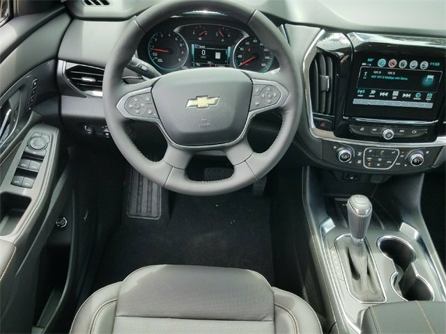 2018 Chevrolet Traverse Premier 4 Door 3.6L V6 SIDI VVT Engine SUV