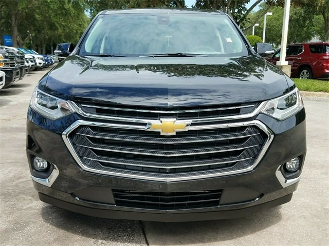2018 Chevrolet Traverse Premier Automatic FWD 3.6L V6 SIDI VVT Engine SUV 4 Door