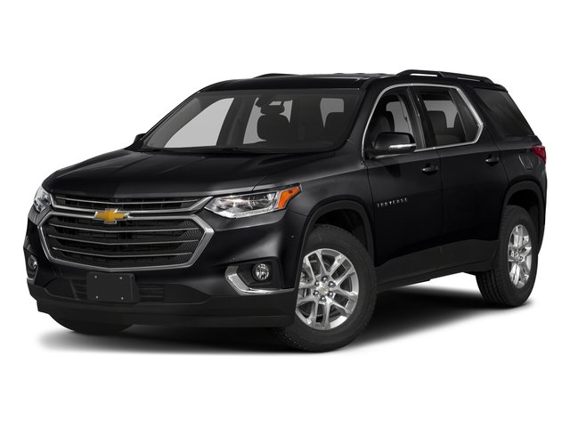 2018 Chevy Traverse Premier 3.6L V6 SIDI VVT Engine SUV 4 Door